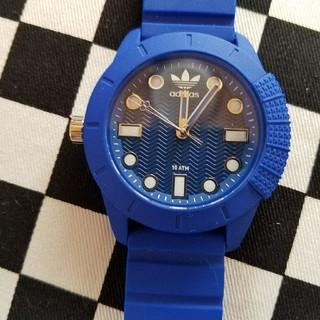 adidas - adidas シリコン腕時計