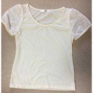 ミスティウーマン(mysty woman)のパフスリーブTシャツ(Tシャツ(半袖/袖なし))