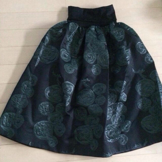 ツモリチサト(TSUMORI CHISATO)の新品☆ツモリチサト ミモレ丈スカート(ひざ丈スカート)