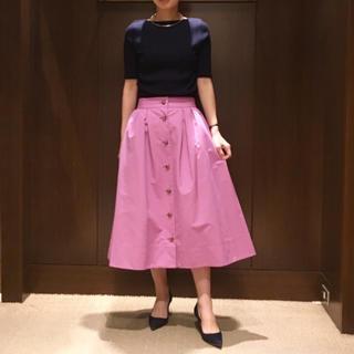 デミルクスビームス(Demi-Luxe BEAMS)のビームス Demi-Luxe Beams スカート(ひざ丈スカート)