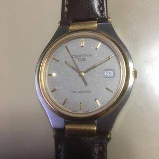サーチナ(CERTINA)のサーチナ 腕時計 メンズ(腕時計(アナログ))