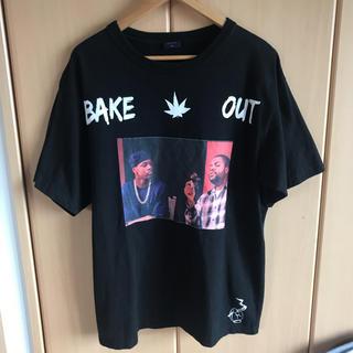 デラックス(DELUXE)のレア 映画 FRIDAY グラフィックフォト Tシャツ LA DELUXE(Tシャツ/カットソー(半袖/袖なし))