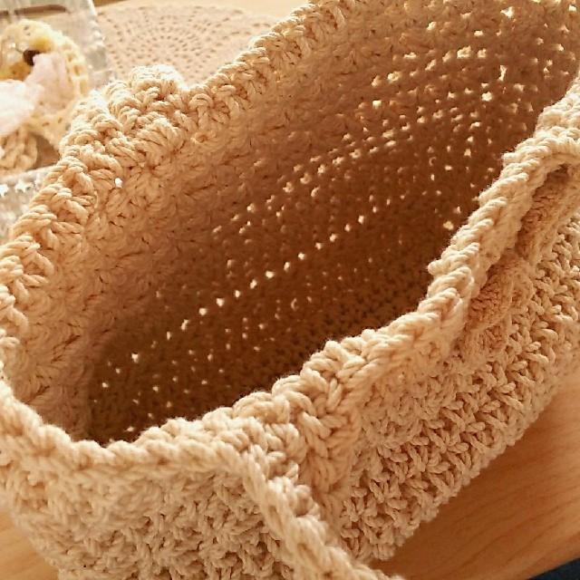 バッグ ハンドメイドのファッション小物(バッグ)の商品写真