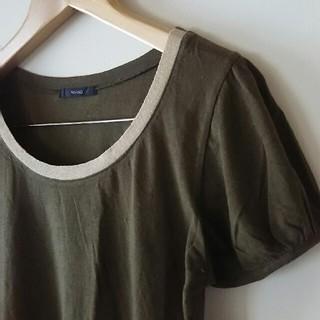 ロッソ(ROSSO)のアーバンリサーチ ROSSO カーキTシャツ(Tシャツ(半袖/袖なし))