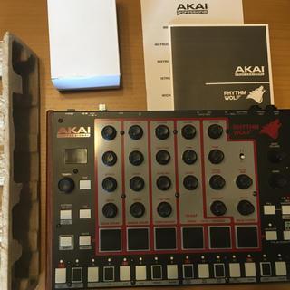 Akai Professional Rhythm Wolf(音源モジュール)