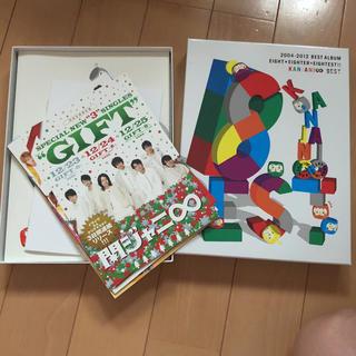 カンジャニエイト(関ジャニ∞)の関ジャニ∞ ベストアルバム 8EST 初回限定盤A(ポップス/ロック(邦楽))