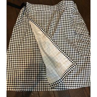 ワコール(Wacoal)の水着用スカート アウトドア ラッシュガードに合わせて(水着)