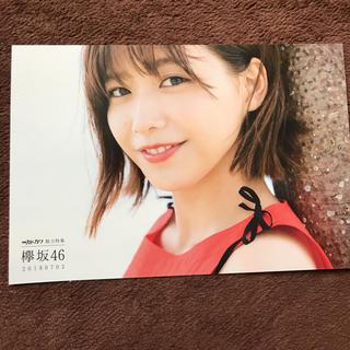 ケヤキザカフォーティーシックス(欅坂46(けやき坂46))の渡邉理佐 カドカワ 付録写真(アイドルグッズ)