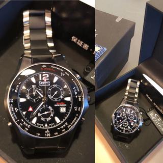 ケンテックス(KENTEX)の【新品未使用】Kentex メンズ 腕時計 skyman(腕時計(アナログ))