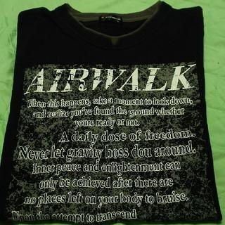エアウォーク(AIRWALK)のAIRWALK★半袖★3L★黒×グレー(Tシャツ/カットソー(半袖/袖なし))