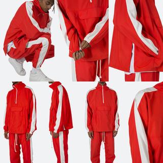 フィアオブゴッド(FEAR OF GOD)のミニマル トラックジャケット mnml whishy track jacket(その他)