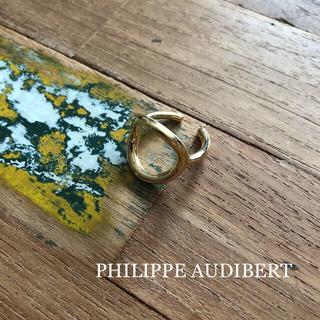 フィリップオーディベール(Philippe Audibert)の新同⭐️PHILIPPE AUDIBERT/フィリップ オーディベール リング(リング(指輪))
