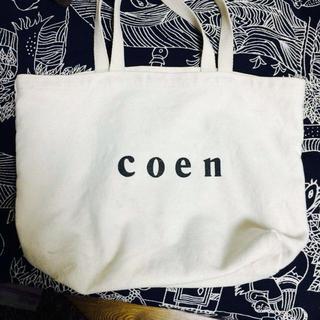 コーエン(coen)のトートバッグ⁑(エコバッグ)