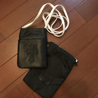 クロムハーツ(Chrome Hearts)のクロムハーツ 小物入れ ショルダーポーチ シガレットケース 携帯ケース(ショルダーバッグ)