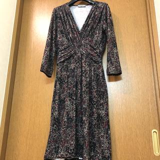 アーモワールカプリス(armoire caprice)のアーモワールカプリス EGERIE ワンピース(ひざ丈ワンピース)