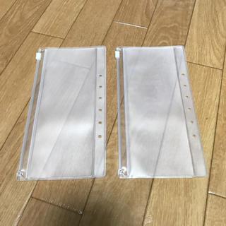 ムジルシリョウヒン(MUJI (無印良品))の無印良品 パスポートケース リフィル(ファイル/バインダー)