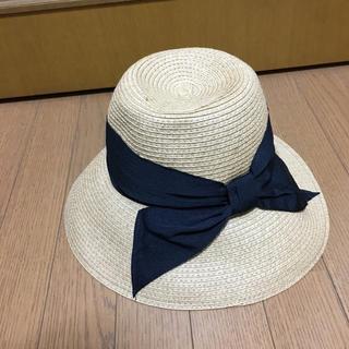 ジーユー(GU)のGU 帽子(麦わら帽子/ストローハット)