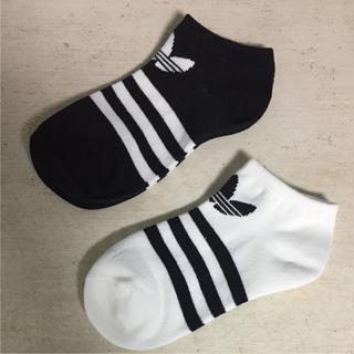 アディダス(adidas)のadidas  オリジナルス  ソックス  2足(ソックス)