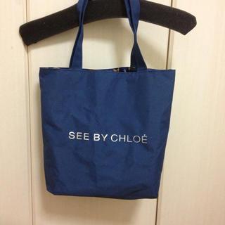 クロエ(Chloe)のSEE BY CHLOE 送料込み(エコバッグ)
