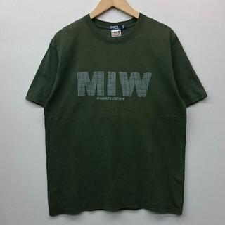 メイドインワールド(MADE IN WORLD)のKNOT MIW MADE IN WORLD anvil Tシャツ M(Tシャツ/カットソー(半袖/袖なし))