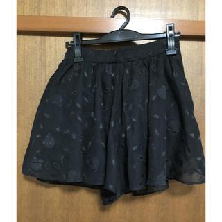 ローリーズファーム(LOWRYS FARM)のシフォンスカート♡(ミニスカート)