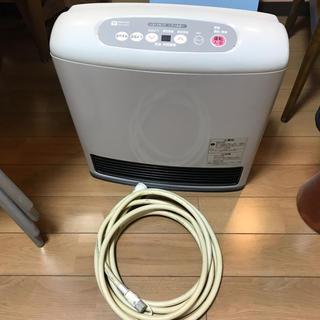 ガスファンヒーター 大阪ガス ホース付(ファンヒーター)