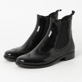 ドゥーズィエムクラス(DEUXIEME CLASSE)の専用!Traditional Weatherwearレインシューズ(レインブーツ/長靴)