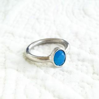 チビジュエルズ(Chibi Jewels)のストーンリング(リング(指輪))