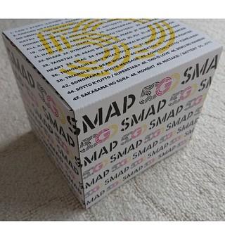 スマップ(SMAP)のチーズ様専用 SMAP SHOP 限定CD(アイドルグッズ)