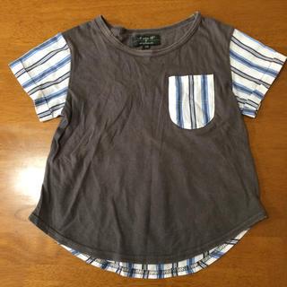 エーキャンビー(A CAN B)のA can  B  Tシャツ 110サイズ 送料無料(Tシャツ/カットソー)