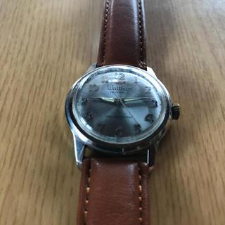 ウォルサム(Waltham)のウォルサム ビンテージ手巻き腕時計(腕時計(アナログ))