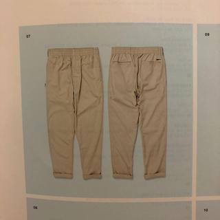 ダブルタップス(W)taps)の17SS DESCENDANT SHORE 01 TWILL PANTS(スラックス)