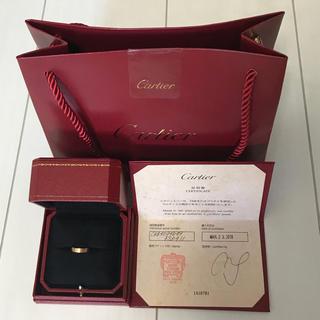 カルティエ(Cartier)のりー様 専用(リング(指輪))