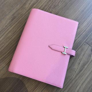 フランクリンプランナー(Franklin Planner)のフランクリンプランナー クラシックサイズカバー ピンク(手帳)