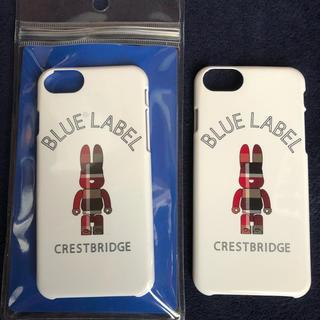 バーバリーブルーレーベル(BURBERRY BLUE LABEL)のiphoneケース(iPhoneケース)