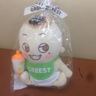 カンジャニエイト(関ジャニ∞)の関ジャニ∞ GR8EST BABY 赤ちゃん ぬいぐるみ(アイドル