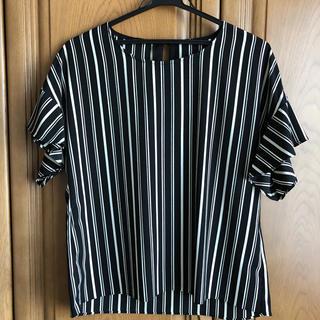 クードシャンス(COUP DE CHANCE)のブラウス(シャツ/ブラウス(半袖/袖なし))