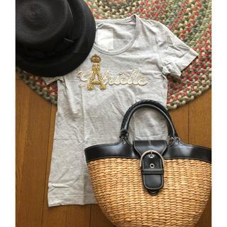 エィス(A)のÄ (エイス)定価2万 ハイセンス 大人Tシャツ  美品(Tシャツ(半袖/袖なし))