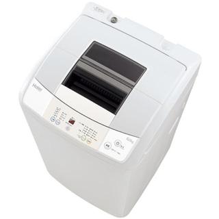 ハイアール(Haier)のハイアール全自動洗濯機  JW-K60H(洗濯機)