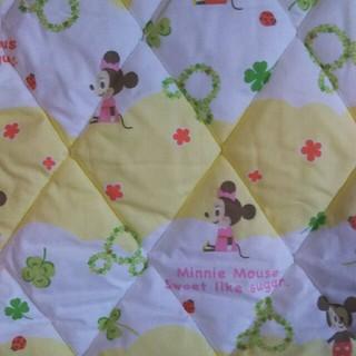 ディズニー(Disney)のミッキーマウスおねしょパット(シーツ/カバー)