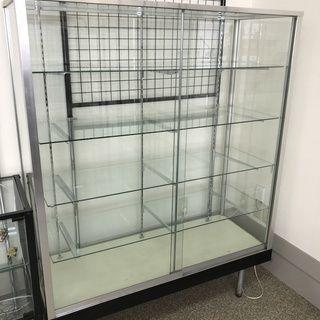 【引き取り限定】ガラス製ショーケース