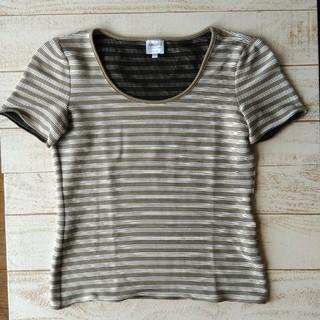 アルマーニ コレツィオーニ(ARMANI COLLEZIONI)の✳️ARMANI COLLEZIONI✳️カットソー(Tシャツ(半袖/袖なし))