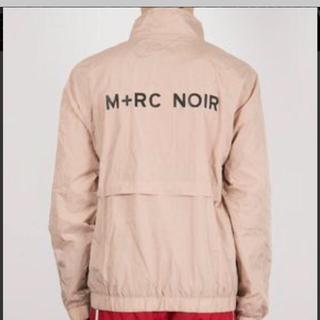 マルシェノア  M+RC NOIR HMU FULL ZIPPER (ナイロンジャケット)