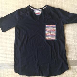 シーエルエヌ(C. L. N)のC.L.N  VネックTシャツ値下げ(Tシャツ(半袖/袖なし))