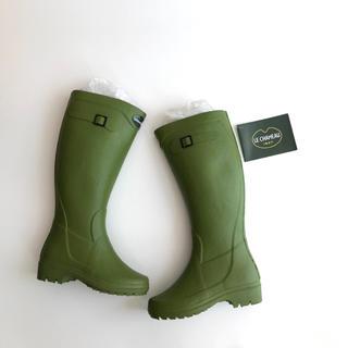 ハンター(HUNTER)の新品 LE CHAMEAU ルシャモー レインブーツ (レインブーツ/長靴)