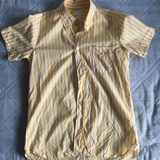 マッキントッシュフィロソフィー(MACKINTOSH PHILOSOPHY)のマッキントッシュフィロソフィー 半袖ボタンダウンシャツ(シャツ)