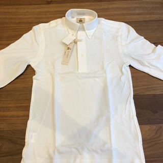 ギローバー(GUY ROVER)のGUY ROVER ボタンダウン長袖ポロシャツ(シャツ)