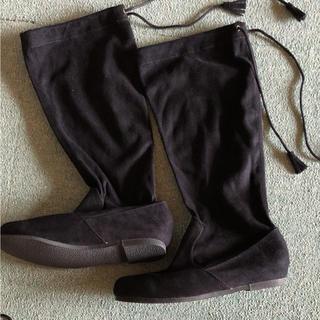 ムジルシリョウヒン(MUJI (無印良品))の無印良品 ロングブーツ(ブーツ)