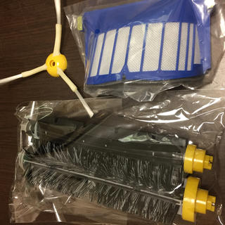 アイロボット(iRobot)の最安値 純正品 新品 アイロボット ルンバ 消耗品(掃除機)