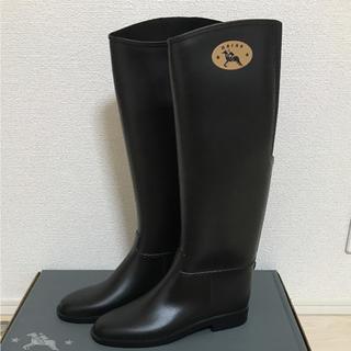 ダフナ(Dafna)のダフナ レインブーツ 37 ブラック(レインブーツ/長靴)